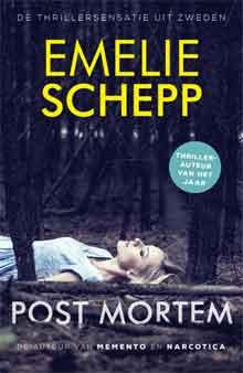 Emelie Schepp Post mortem Recensie Zweedse Thriller