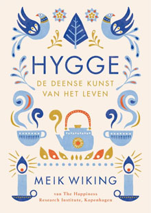 Meik Wiking Hygge Boek over Denemarken