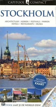 Reisgids Stockholm Capitool Reisgids