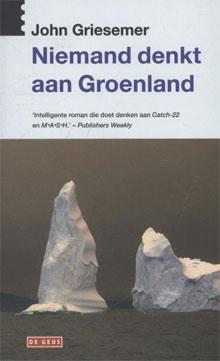 John Griesemer Niemand denkt aan Groenland