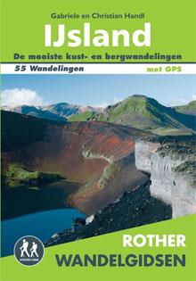 Wandelgids IJsland Rother Wandelgidsen