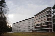 Finse Architecten Alvar Aalto Palmio Sanatorium