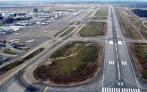 Vliegvelden Finland Helsinki Airport