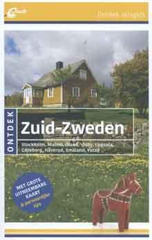 ANWEB Zweden Reisgids Ontdek Zuid-Zweden