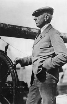 Roald Amundsen Noorse Ontdekkingsreiziger