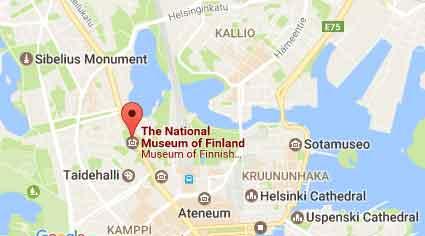Kansallismuseo Adres