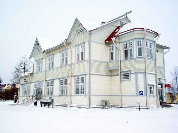 Kajaani Station