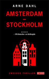 Arne Dahl - Amsterdam-Stockholm