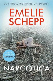 Emelie Schapp Narcotica Zweedse Thriller