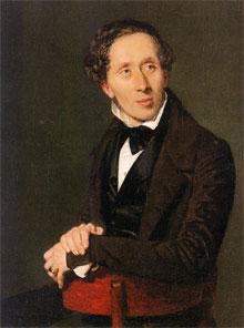 Deense Schrijvers en Schrijfsters (Hans Christian Andersen)