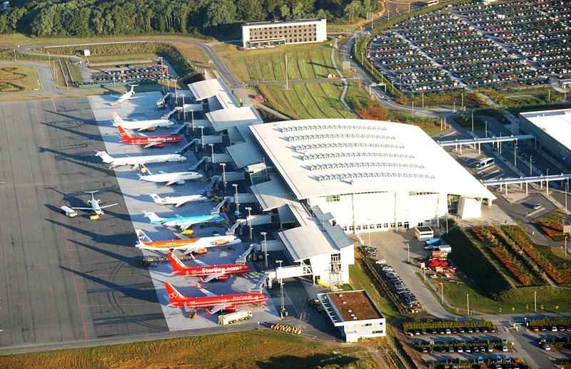 Vliegvelden Scandinavie (Billund Airport)