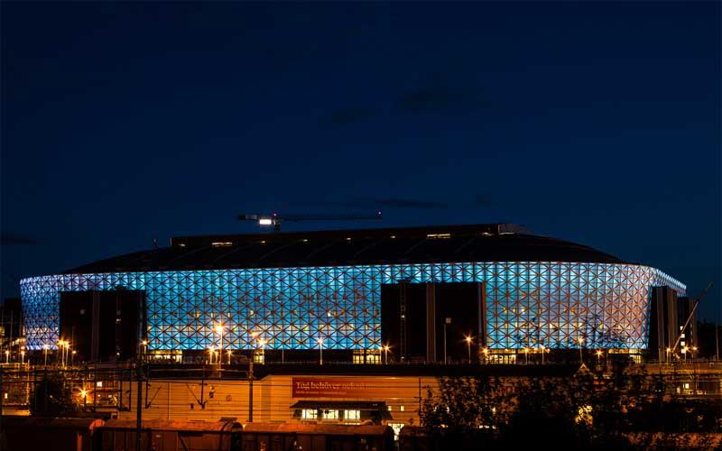 Friends Arena Voetbalstadion Stockholm