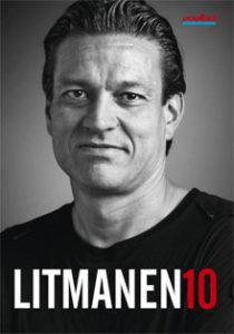 Bekende Finnen Jari Litmanen - Litmanen 10 (boek)