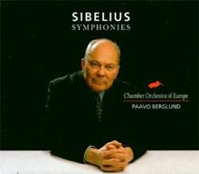 Paavo Berglund - Sibelius Symphies