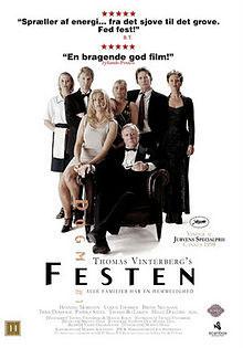 Beste Deens Films Festen Thomas Vinterberg