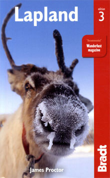 Lapland Reisgids Bradt Travel Guide