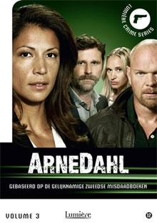 Zweedse Series TV Serie Arne Dahl