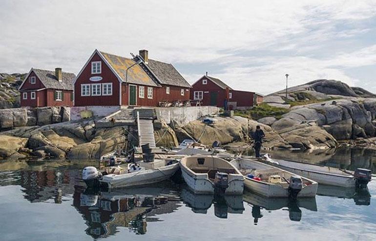 Boeken over Groenland Reisgidsen Romans Reisverhalen