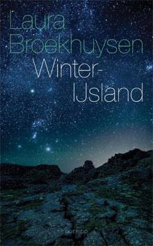 Laura Broekhuysen Winter-IJsland Reisboek over IJsland