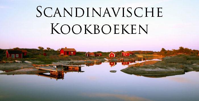 Scandinavische Kookboeken uit Scandinavie
