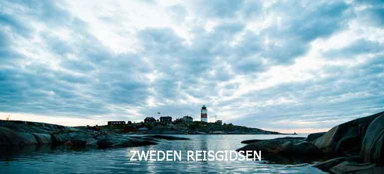 Zweden Reisgids Overzicht Nieuwe Zweden Reisgidsen