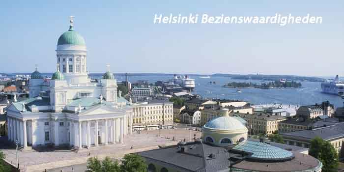 Helsinki Bezienswaardigheden Adressen Openingstijden