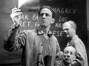 Beroemde Zweden Ingmar Bergman