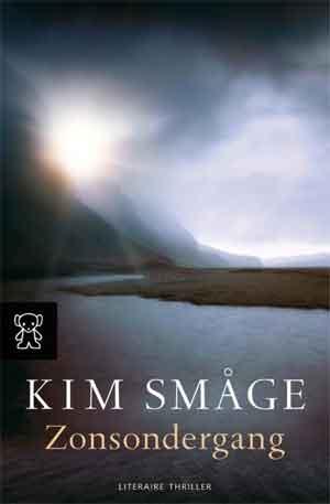 Kim Smage Zonsondergang Thriller Boeken over Trondheim