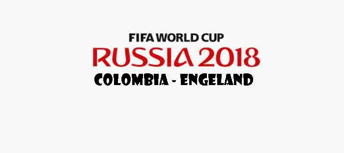 Colombia Engeland WK 2018 Opstelling Prognose Uitslag Wedstrijd