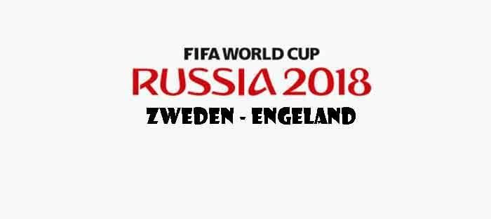 Zweden Engeland Opstelling Prognose WK 2018 Kwartfinale