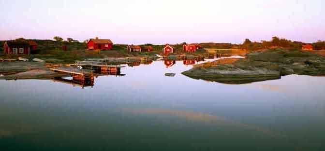 Eilanden in de Oostzee Informatie Inwoners Bezienswaardigheden