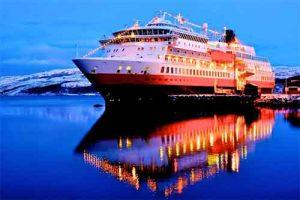 MS Finnmarken Hurtigruten Schip