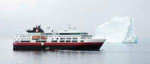 Hurtigruten Schip MS Fram