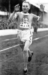Paavo Nurmi - Finse atleet
