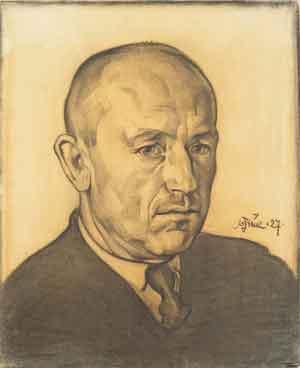 Anton Hansen Tammsaare (schrijver) Beroemde Esten