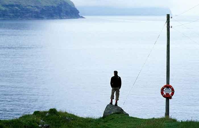 Faeröer reisgidsen en boeken over Faeröer tips recensie en informatie